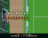 Goal! Amiga Players entering into field