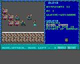 Curse of the Azure Bonds Amiga The first battle is forced upon you...because of your azure bonds.