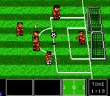 Nintendo World Cup TurboGrafx-16 Shooting at the goal