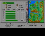 Warlords Amiga Set production for home town