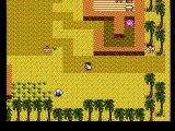 StarTropics NES Entering a village
