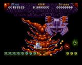 Battle Squadron Amiga Mid-level boss