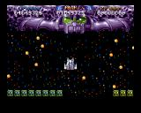 Battle Squadron Amiga Very big level boss