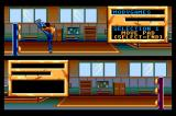 Panza Kick Boxing TurboGrafx-16 You can select from 8 different move sets