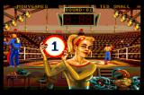 Panza Kick Boxing TurboGrafx-16 The first real match begins