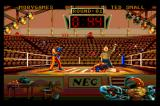 Panza Kick Boxing TurboGrafx-16 Knocked him down