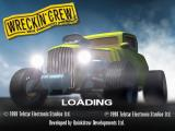 Wreckin Crew DOS Loading screen