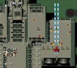 Raiden SNES Even more upgraded firepower