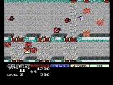 Gauntlet II NES Force fields block the path