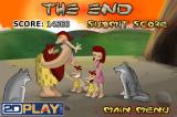 StoneAge Sam Browser Game Over.  It's so easy, even a caveman can do it!  (I'm sorry, I just couldn't resist)