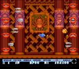 Parodius TurboGrafx-16 Another boss-fight