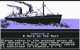 "Sherlock Holmes in ""Another Bow"" Commodore 64 Steamship Destiny"