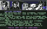 "Sherlock Holmes in ""Another Bow"" Commodore 64 Crewman leads you to the dead General Ryan..."