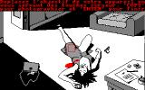 Vera Cruz Amstrad CPC Crime Scene (French)