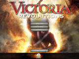 Victoria: Revolutions Windows The title Screen