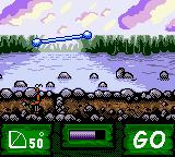 Antz World Sportz Game Boy Color Javelin competition...