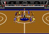 NBA Action '94 Genesis The tip-off