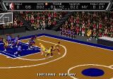 NBA Action '94 Genesis This game has an instant replay feature.
