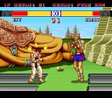 Street Fighter II': Special Champion Edition TurboGrafx-16 Ryu is dizzy