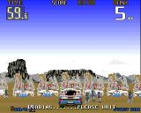 Big Run Amiga Finished first stage