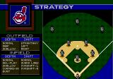 World Series Baseball '95 Genesis Determining which strategy to use.