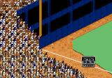 World Series Baseball '95 Genesis The distance the ball was hit.