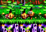 Knuckles' Chaotix SEGA 32X Mighty and Knuckles