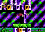 Knuckles' Chaotix SEGA 32X Knuckles and Charmy