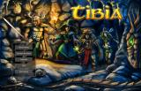 Tibia Windows Main menu