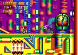 Knuckles' Chaotix SEGA 32X Mighty and Espio