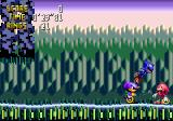 Knuckles' Chaotix SEGA 32X Mecha Sonic makes an appearance