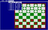 ST Checkers Atari ST Level selection