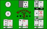 Black Jack Plus 3 Atari ST The game is afoot