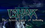 Ishar 3: The Seven Gates of Infinity Atari ST Title screen