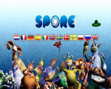 Spore (Galactic Edition) Windows Making of Spore - Language selection