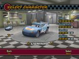 Disney•Pixar Cars Macintosh Character Select