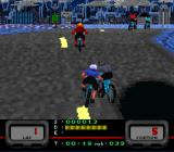 Cannondale Cup SNES Racers can throw punches.