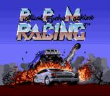 RPM Racing SNES Title screen