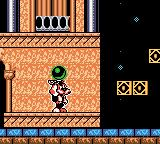Titus the Fox: To Marrakech and Back Game Boy Color I found a ball that can help me jump higher in this level.
