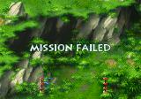 The Lost World: Jurassic Park Genesis Mission failed
