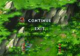 The Lost World: Jurassic Park Genesis Continue screen