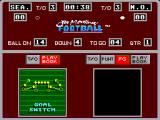 Joe Montana Football SEGA Master System The computer is trying for a field goal…