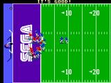 Joe Montana Football SEGA Master System And they get the goal too.