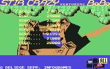 Stir Crazy featuring BoBo Commodore 64 Title, High Scores, Menu, Top 8, and Prison