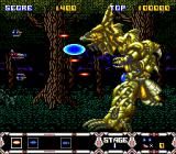 Thunder Spirits SNES A boss