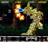 Thunder Spirits SNES Another of his attacks