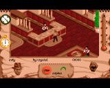 Indiana Jones and The Fate of Atlantis: The Action Game Amiga Starting point