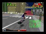 Air Boarder 64 Nintendo 64 Alf in Time Attack mode