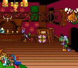 Tin Star SNES Barroom brawl