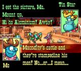 Tin Star SNES A reference to the Lone Ranger through a pun